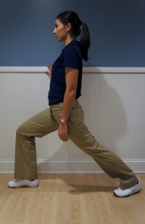 Hip Flexor/Psoas Stretch